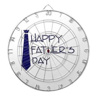 Happy Fathers Day Dartboard