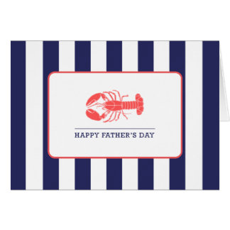 Happy Father's Day - East Coast Style Card