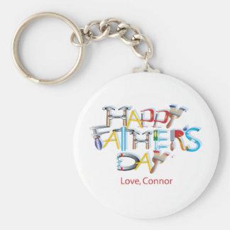 Happy Fathers Day Keychains