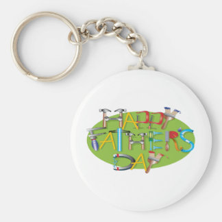 Happy Fathers Day Key Chains
