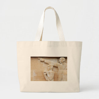 Happy Father's Day Large Tote Bag