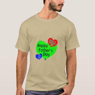 Happy Fathers Day Love T-Shirt