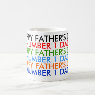"Happy Father's Day ""Mug"" Coffee Mug"