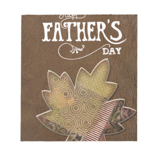 Happy-Fathers-Day Notepads