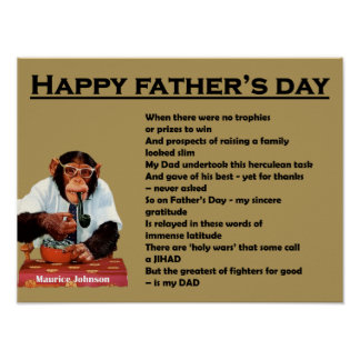 Happy Father's Day - Poster