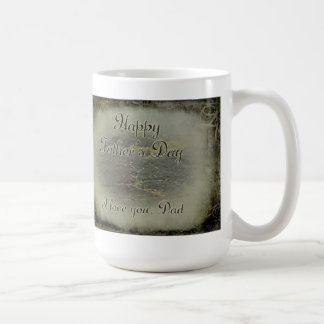 Happy Father's Day - Sparrow Coffee Mug