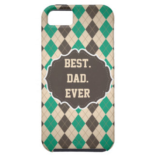 Happy Father's Day to the Best Dad Ever iPhone 5 Cases