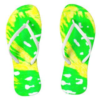 Happy Feeling Flip Flops