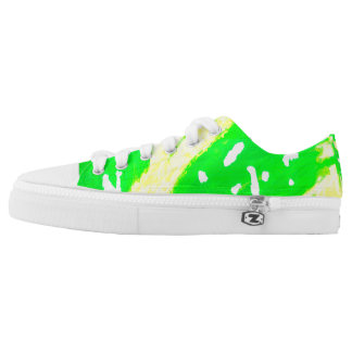 Happy Feeling Low Tops Printed Shoes