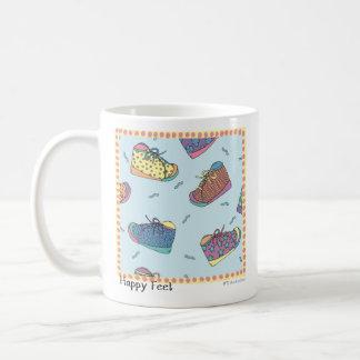 Happy Feet Mug