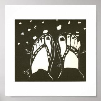 happy feet poster