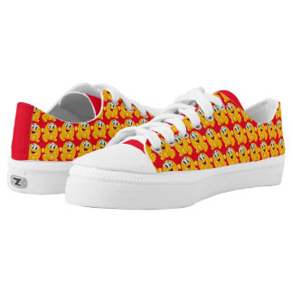 Happy Feet Printed Shoes