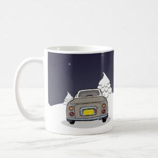 Happy Figmas - Topaz Mist Nissan Figaro Mug