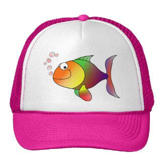 Happy Fish Cap