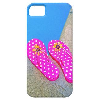 Happy Flip-Flops iPhone 5 Cases