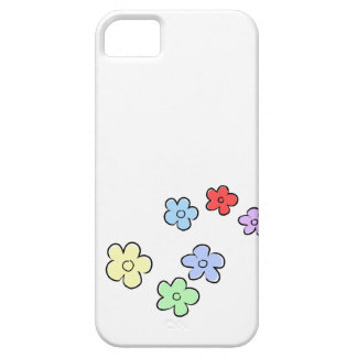 Happy Flowers - Colourful - customize it - iPhone 5/5S Case