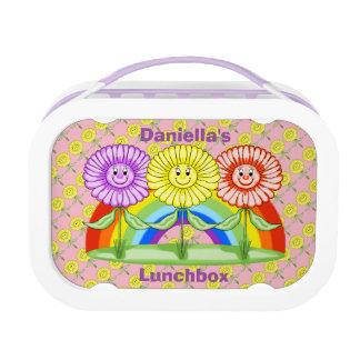 Happy Flowers Lunch Box Set