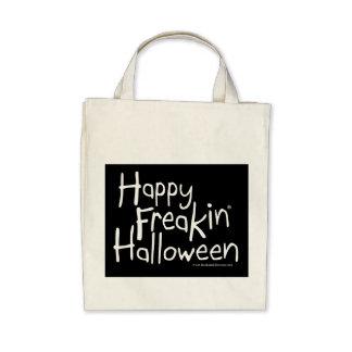 Happy Freakin Halloween Goody Bag