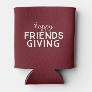 Happy Friendsgiving Can Cooler