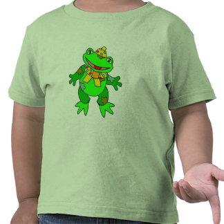 Happy Frog Kid s Tees - Matching Shoes