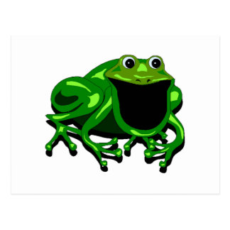 Happy Frog Postcards