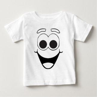 happy funny face tshirts