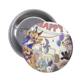 Happy furry con Button