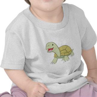 Happy Galapagos Tortoise Tshirt
