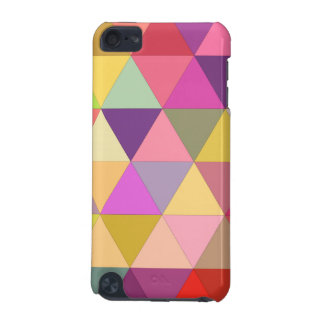 Happy geometry iPod touch (5th generation) case