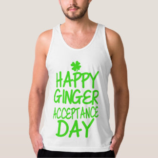 Happy Ginger Acceptance Day Singlet