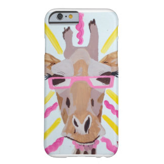 Happy Giraffe Phone Case