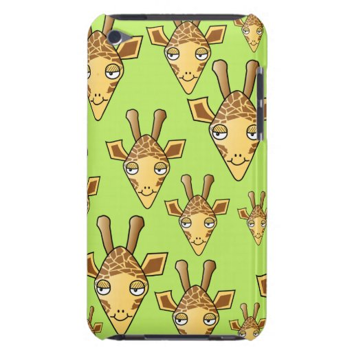Happy Giraffes. iPod Touch Covers