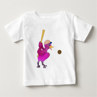Happy Girl's Baseball by The Happy Juul Company Baby T-Shirt