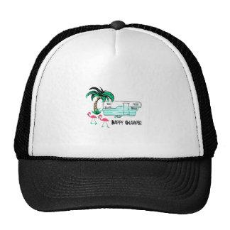 HAPPY GLAMPER CAP