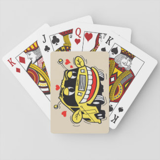 Happy GMC Playing Cards