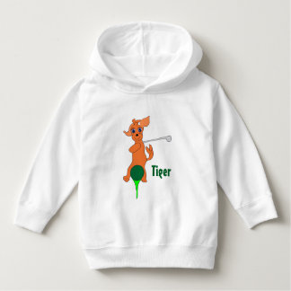 Happy Golfing by The Happy Juul Company Hoodie