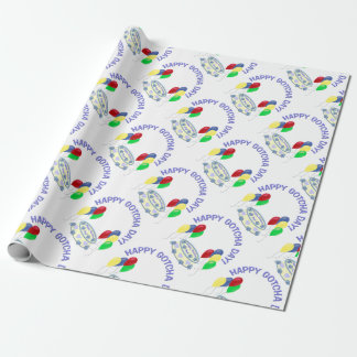 Happy Gotcha Day Wrapping Paper