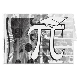 Happy Graduation - Pi Graduate - Funny Graduation Card