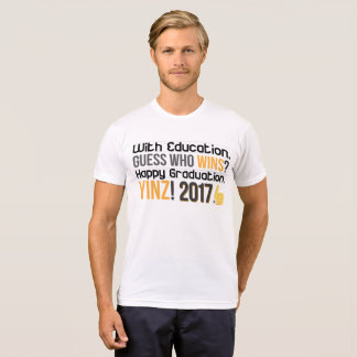 Happy Graduation Yinz! Tshirt Design