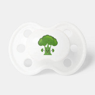 Happy Green Broccoli Dummy