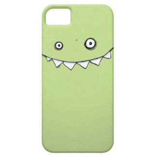 Happy Green Monster In My Pocket iPhone 5 Cover