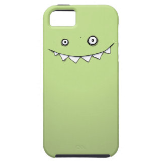 Happy Green Monster iPhone 5 &  Tough Case