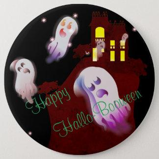 Happy Hallo- Booween 6 Cm Round Badge