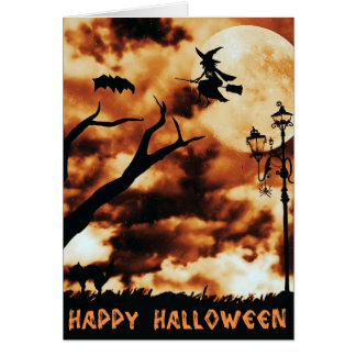 Happy Halloweeen Card