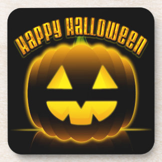 Happy Halloween 3B Coaster