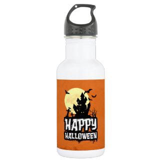 Happy Halloween 532 Ml Water Bottle