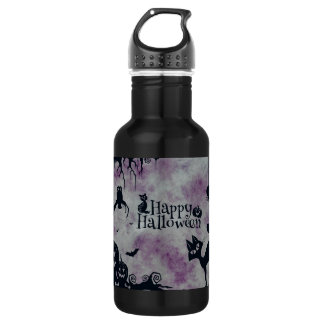 Happy Halloween 532 Ml Water Bottle