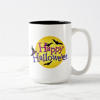 Happy Halloween 6 Two-Tone Mug