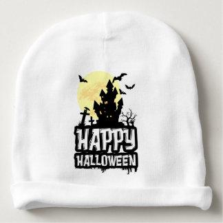 Happy Halloween Baby Beanie