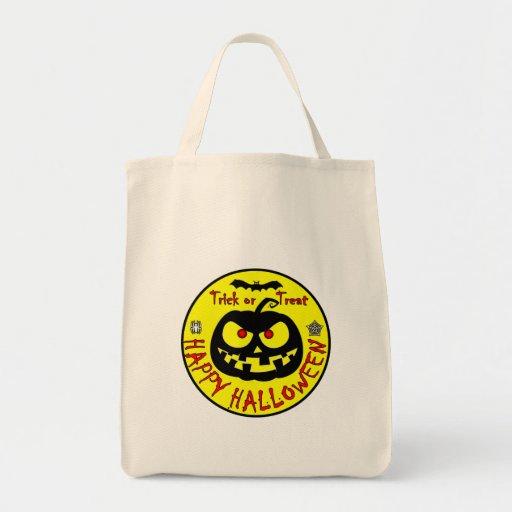 Happy Halloween Tote Bags